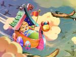 :Lil' valkyrie's vessel: