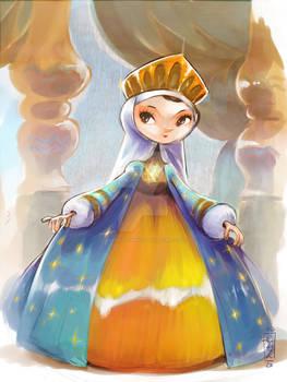 : Slavic Princess :