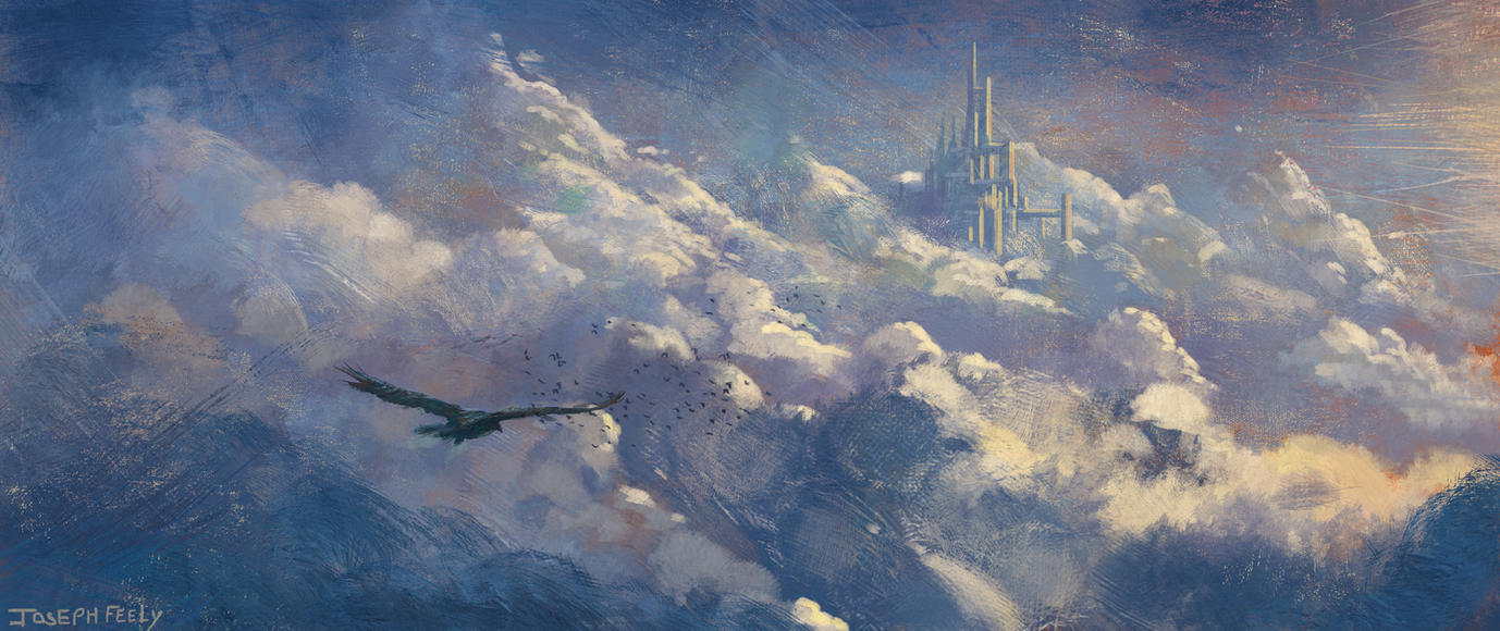 On the Clouds by Yosefly