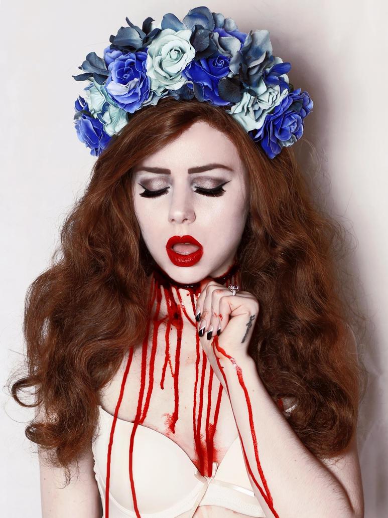 Lana Del Rey cosplay by Rammstanya on DeviantArt