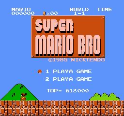 Mario Bro by NiCSj
