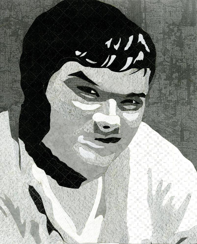 Self portrait essay example