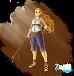 Zeldas Ballad - Worn Set