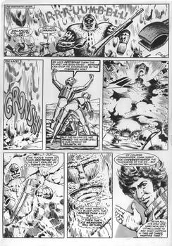 Dr Who - Deathworld