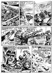 Dr Who Weekly 16 - Deathworld