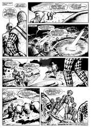 Dr Who 15 - Deathworld