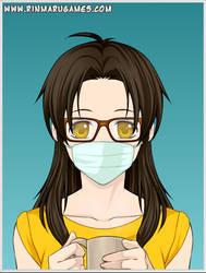 I've been sick lately by Kavina2000