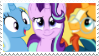 Trixglimburst Stamp by babypaste