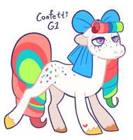 Confetti G1