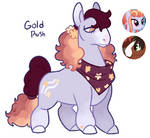[Custom] Gold Rush