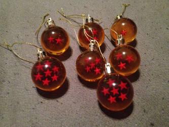 Dragon Ball Christmas Ornament