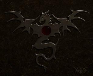 Dragon Amulet by amorphisss