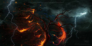 Dressed In Decay CD cover by amorphisss