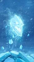 Evil Ice Element by amorphisss
