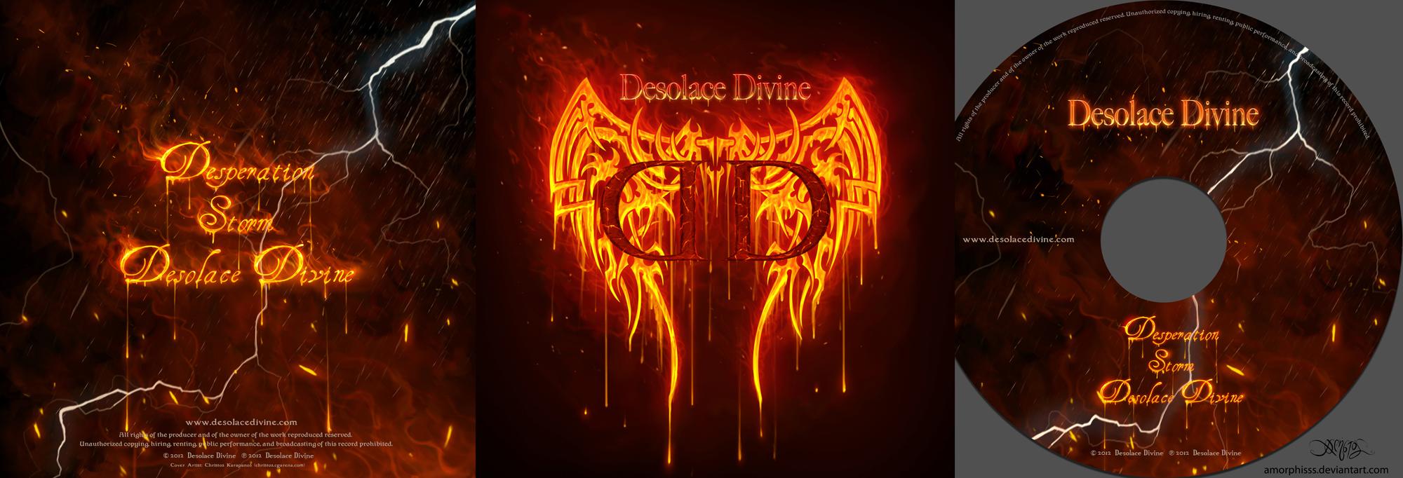 Desolace Divine demo by amorphisss