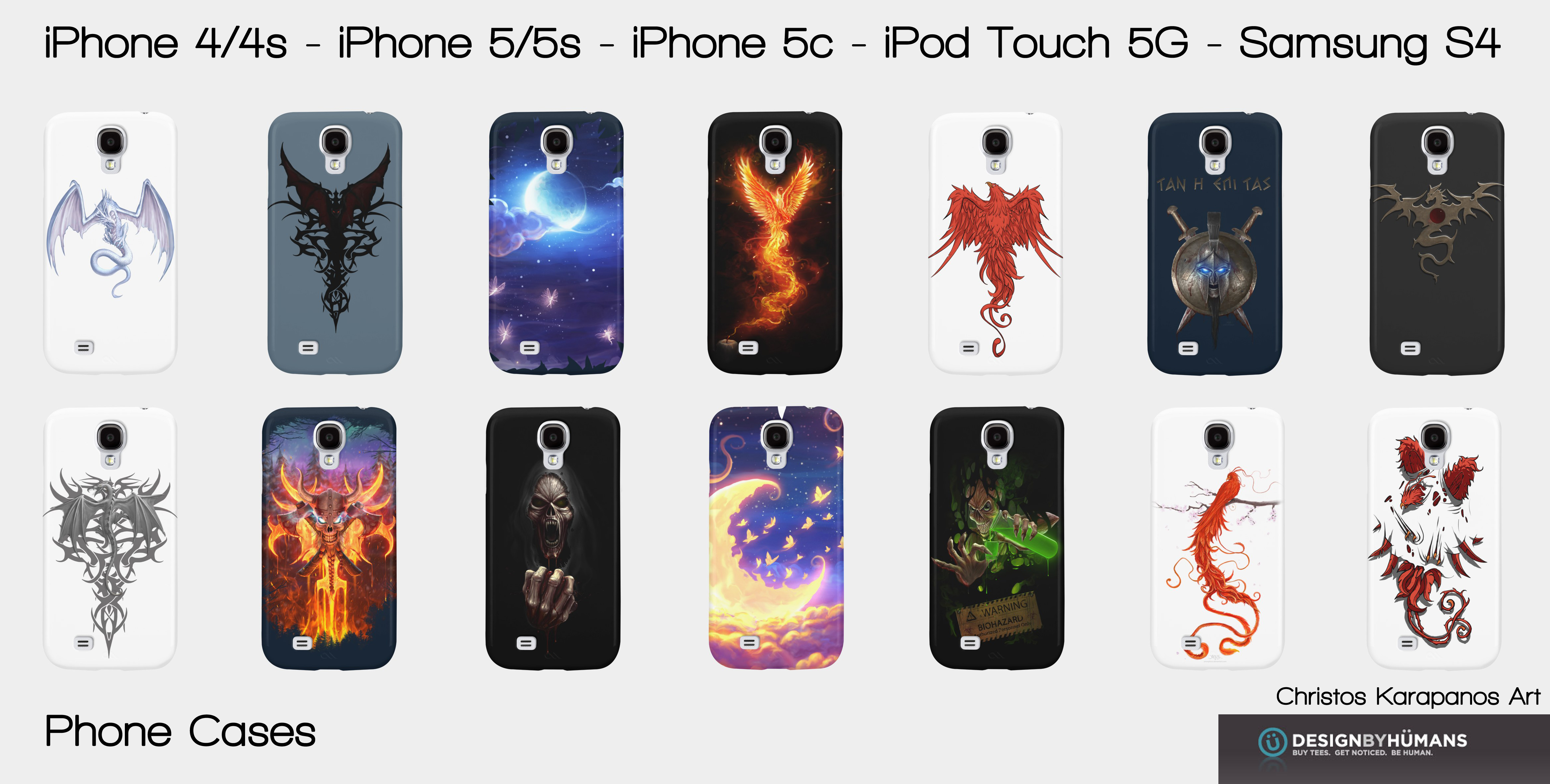 Phone Cases by amorphisss