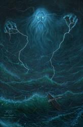 Zeus' Rage by amorphisss