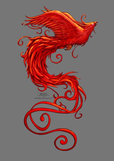 Phoenix Design2 by amorphisss