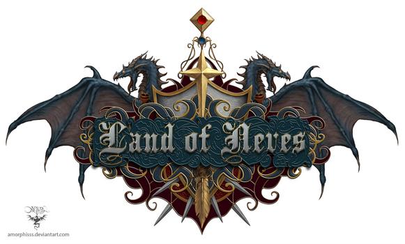 Land of Neves web Logo