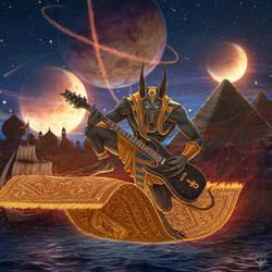 Magic Guitarpet Ride by amorphisss
