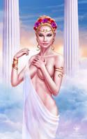 Aphrodite by amorphisss