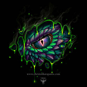Acid Dragon Eye