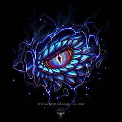 Lightning Dragon Eye