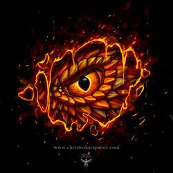 Fire Dragon Eye