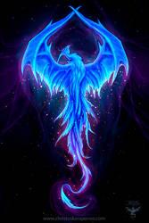 The Dragonphoenix Blue Ver.