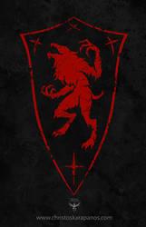 Werewolf Shield Logo