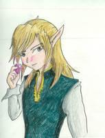 Elf Gem by Ani-Meg