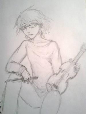Joseph and his Violin