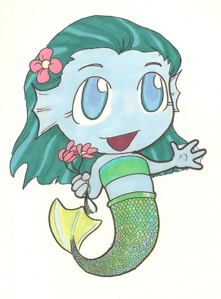Mergirl by Ani-Meg