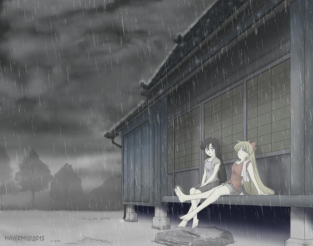 BSSM - Rainy Day by chaneljay