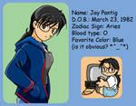 Very Blue ID