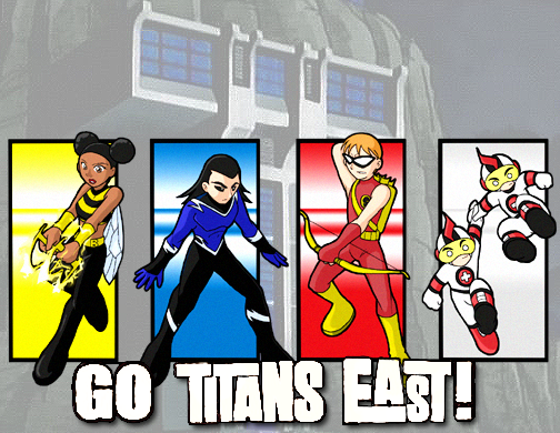 TT - Go Titans East :ID ver: by chaneljay