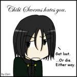 Chibi Severus Hates You--cover
