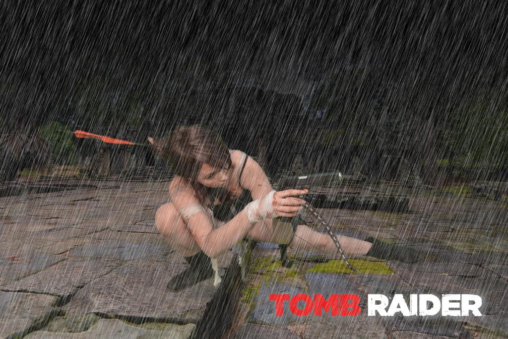 Tomb Raider Reborn - Angel 7 by drewhoshkiw
