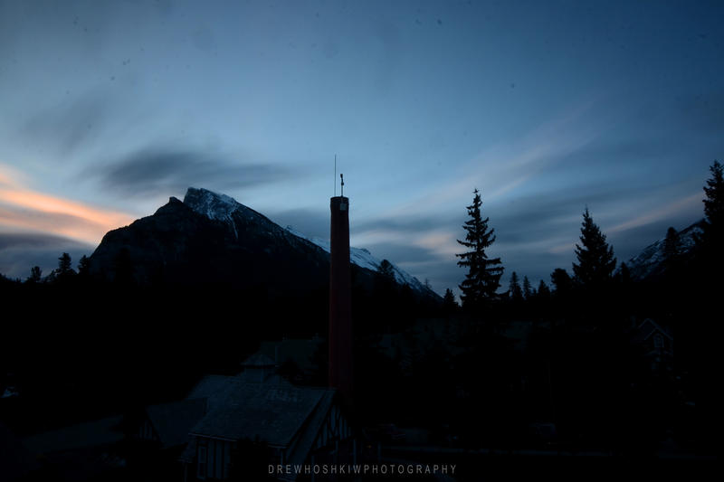 Morning view from my window by drewhoshkiw
