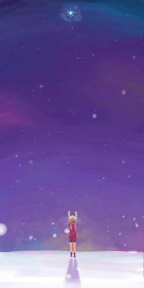 Sirius by silverxrain