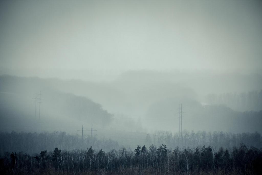 Silent hill by Alexandra-Rei