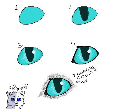 Cat Lemon Eye
