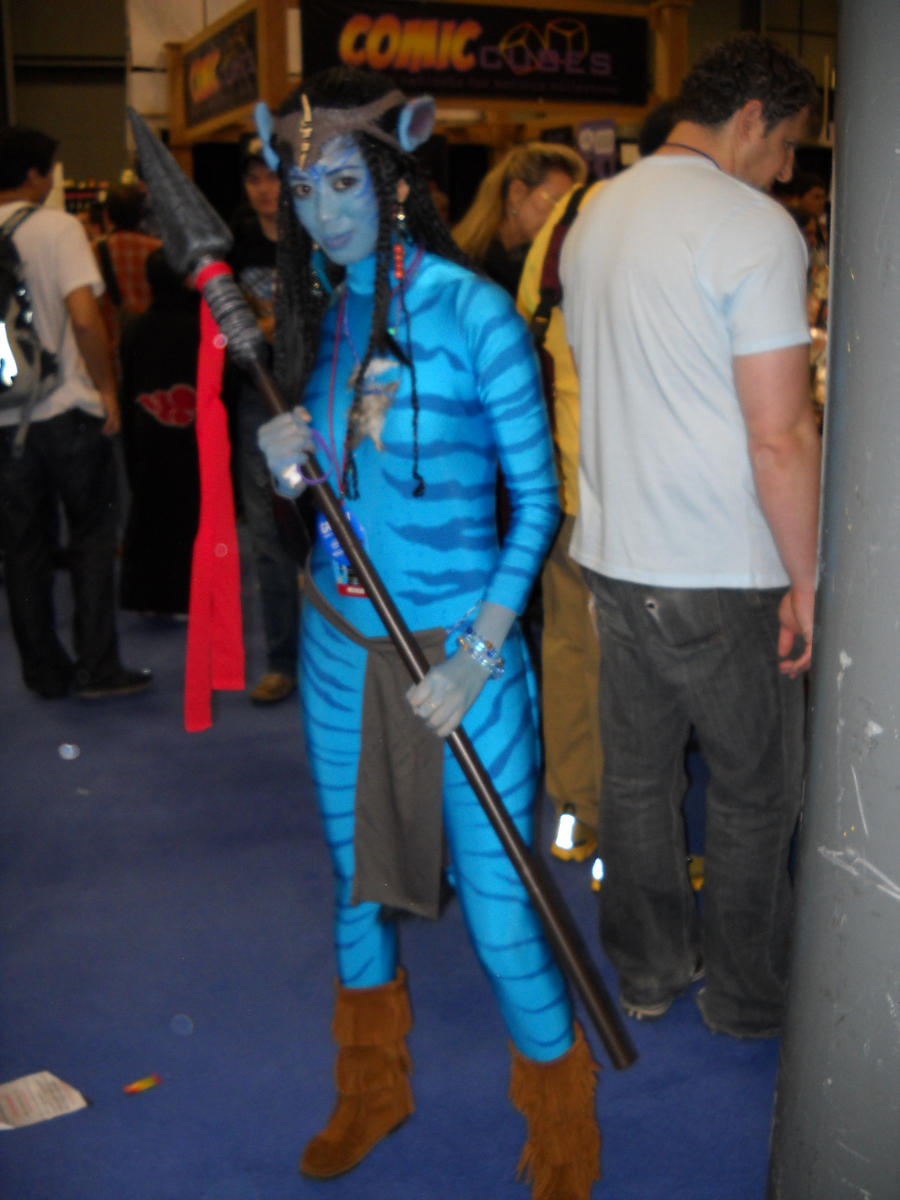 avatar girl comic con 2010 by goth-girl225 on DeviantArt: goth-girl225.deviantart.com/art/avatar-girl-comic-con-2010-194877631