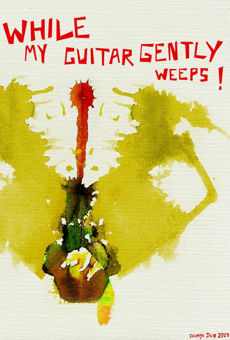 Guitar gently