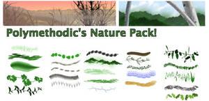 Nature Brush Pack!