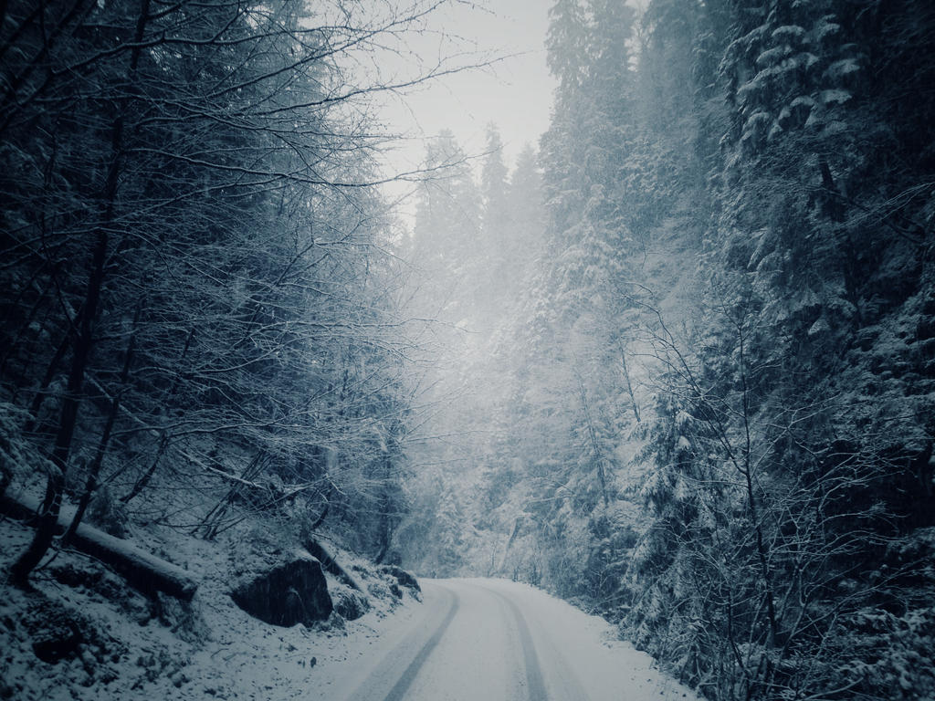 The path to Jotunheim by Topielica666