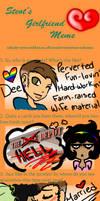 Girlfriend Meme by lyingoutloud