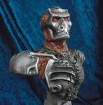UBER JASON ...ooak super sculpey firm sculpture. by TONYWRIGHTDESIGNS