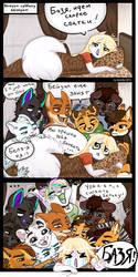 Furry Insomnia