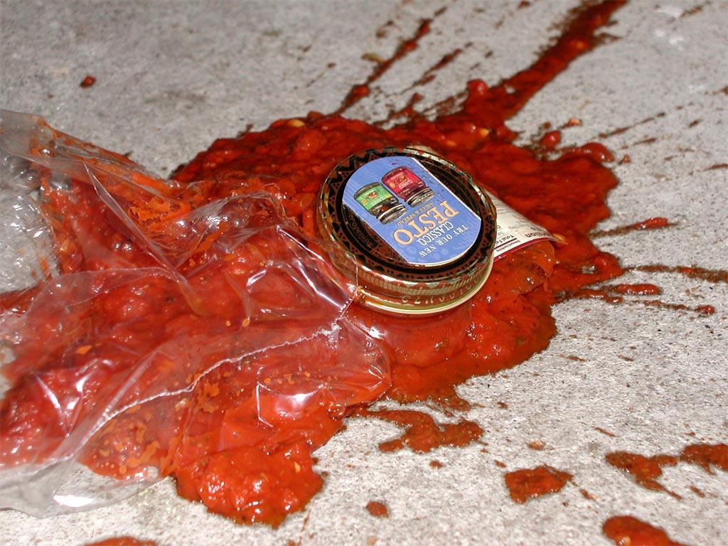 tomato carcass by kuso